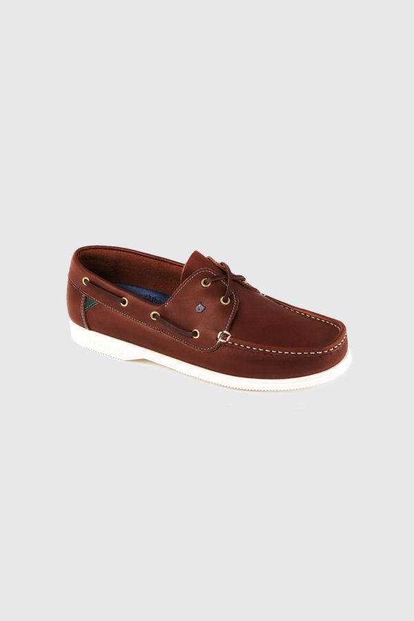 Dubarry Deck Shoes – BROWN