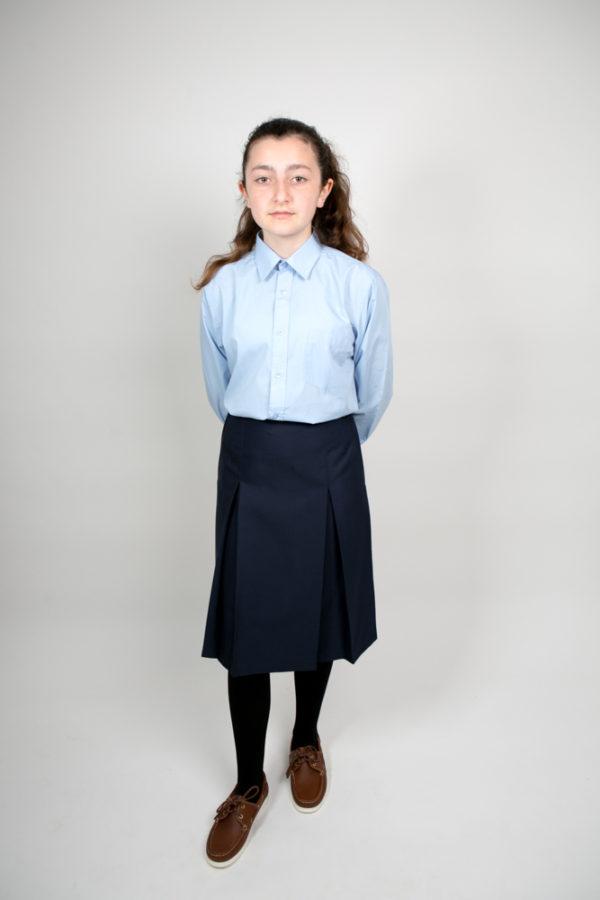 Navy School Skirt – NAVY