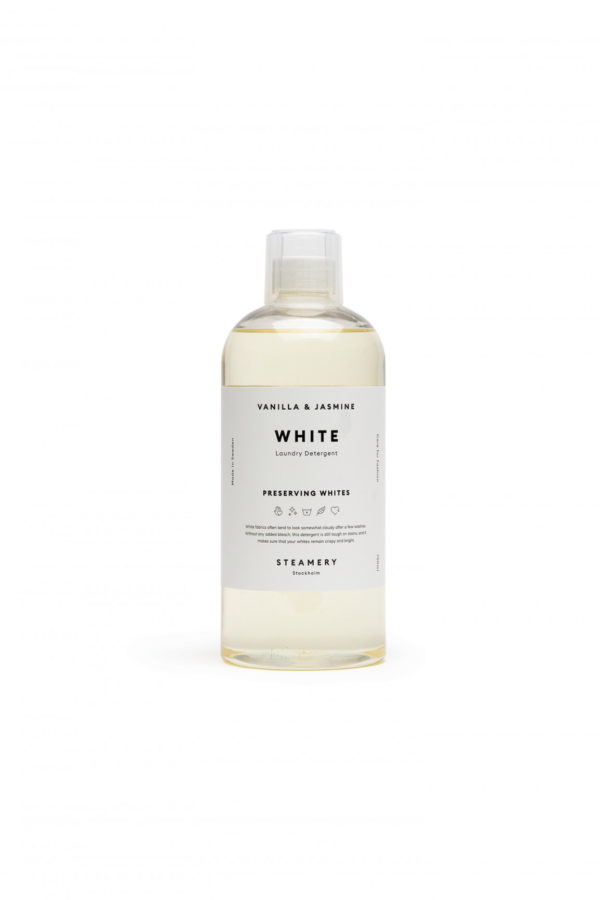 Vanilla & Jasmine White Fabric Detergent